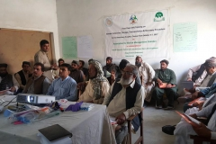 5.Master Trainer delivering class room session-Chaman