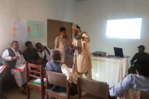 CVH Chaman Training Pictures